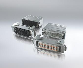 穆尔MURR连接器确保信号、电力、数据和气动的可靠传输